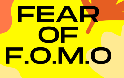Let go of the F.O.M.O